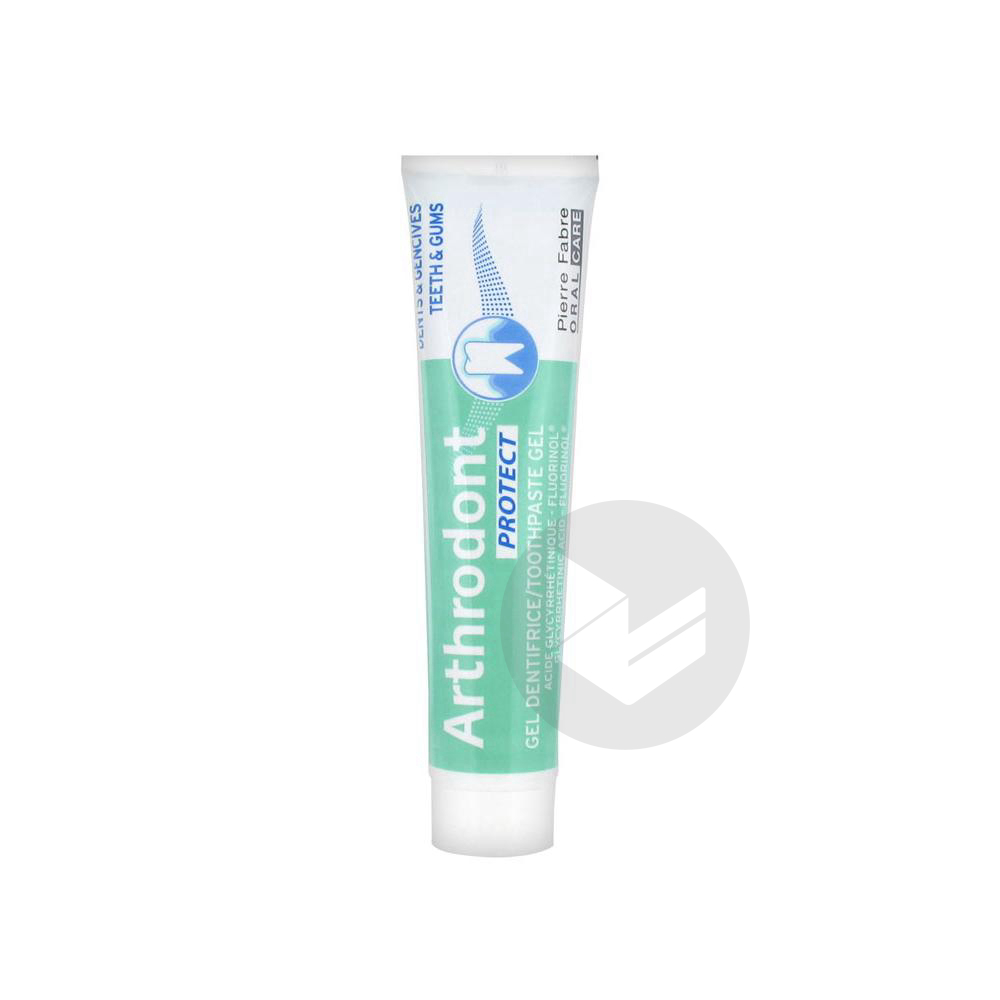 Protect Gel Dentifrice Fluore T 75 Ml