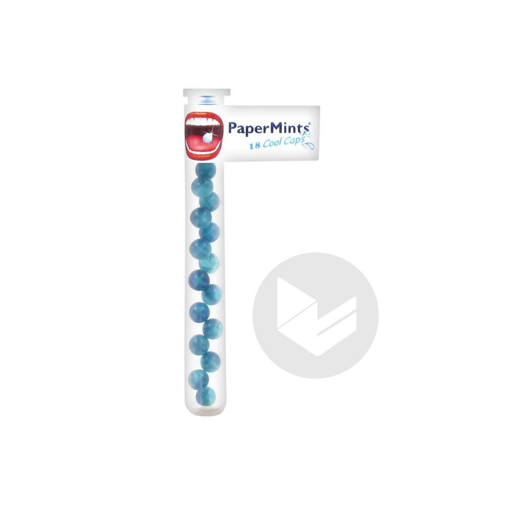 Paper Mints 18 Gelules Rafraichissantes