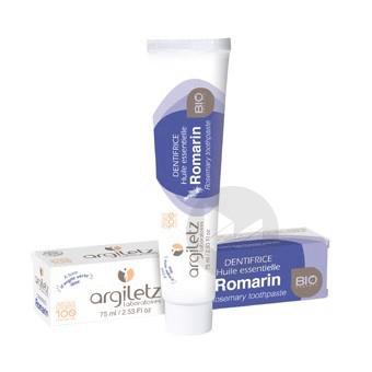 Argiletz Dentifrice Romarin 75 ml