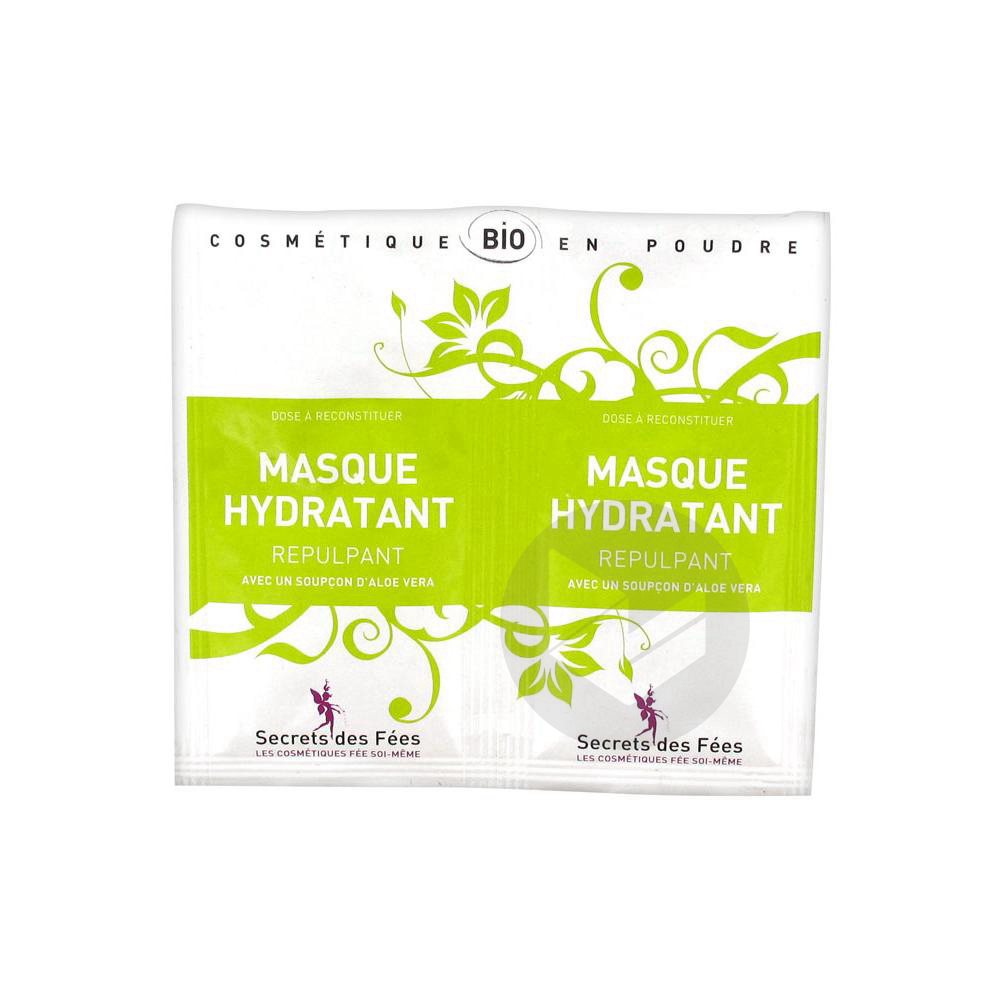 Secrets Des Fees Masque Hydratant Repulpant 2 X 4 5 G