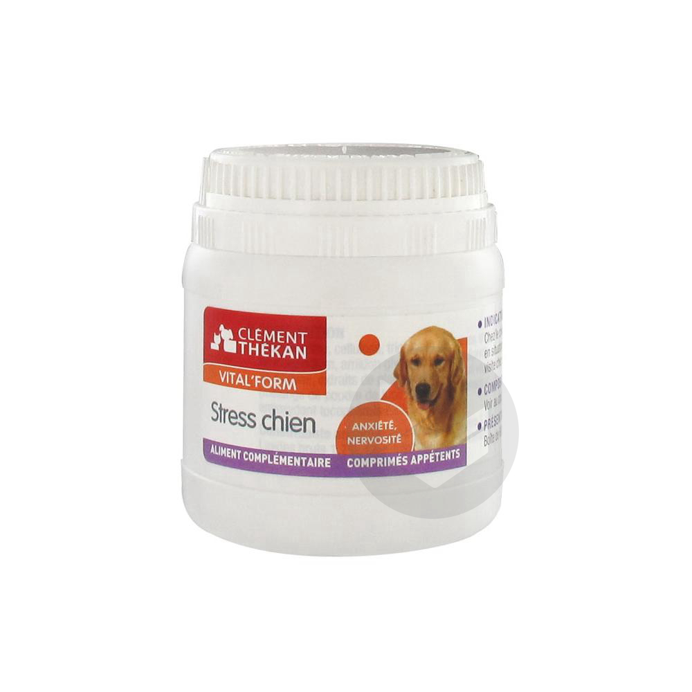 Clement Cpr Stress Chien B 60