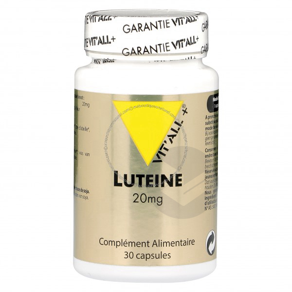Luteine 20 mg - 30 capsules