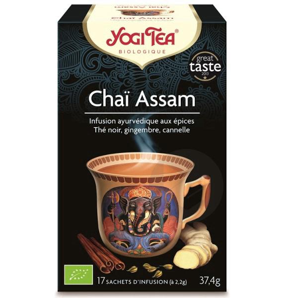 Chaï Assam - 17 sachets