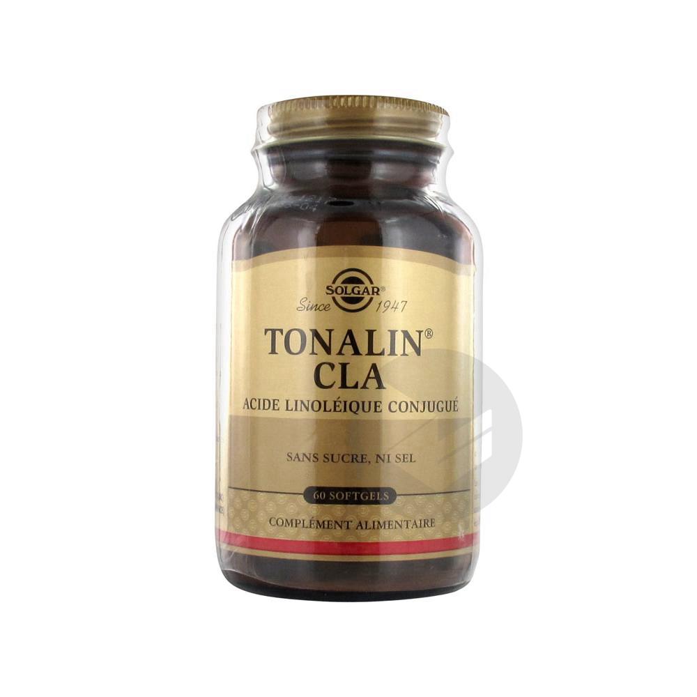 SOLGAR CLA Tonalin Gél Pot/60