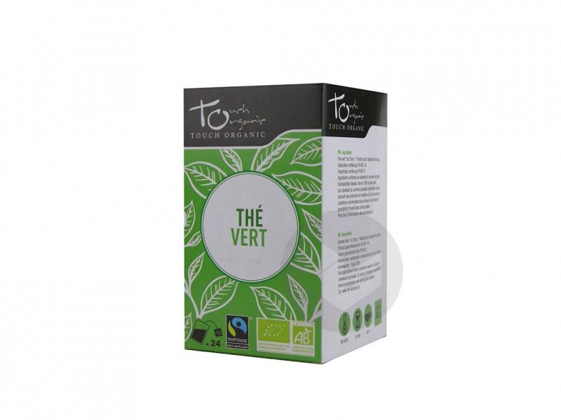 Thé vert Bio - 24 sachets