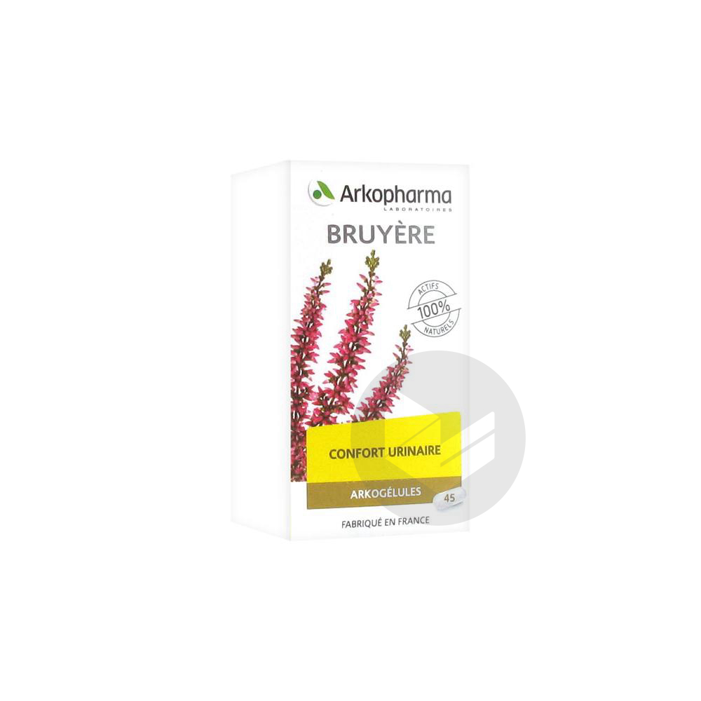 Arkogelules Bruyere Gel Fl 45