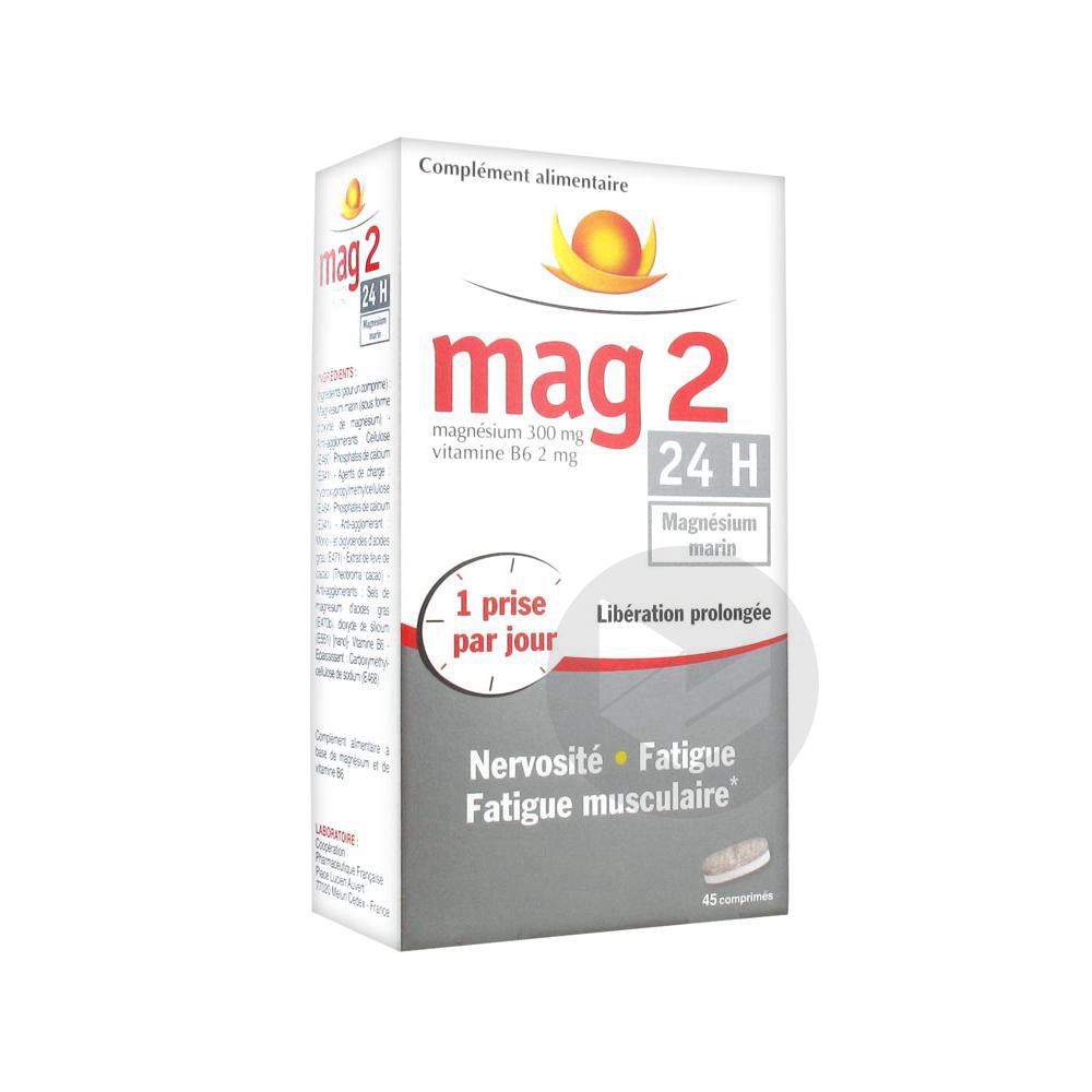 Mag 2 24 H Cpr Lp Nervosite Fatigue B 45
