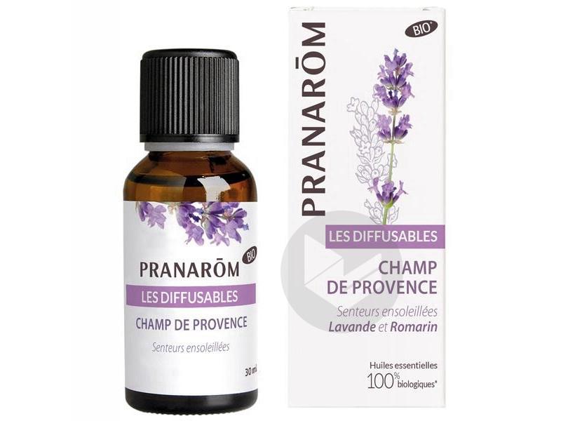 Pranarom Champ De Provence Bio 30 Ml