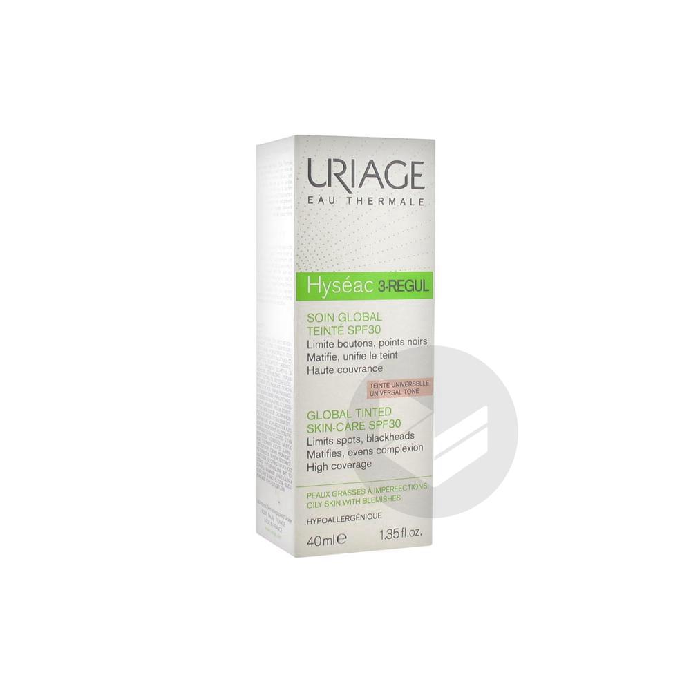URIAGE HYSEAC 3-REGUL SPF30 Cr soin global teinté T/40ml