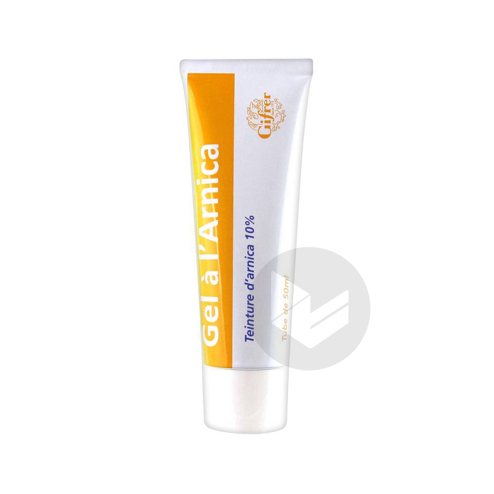Gel A L Arnica Adulte T 50 Ml