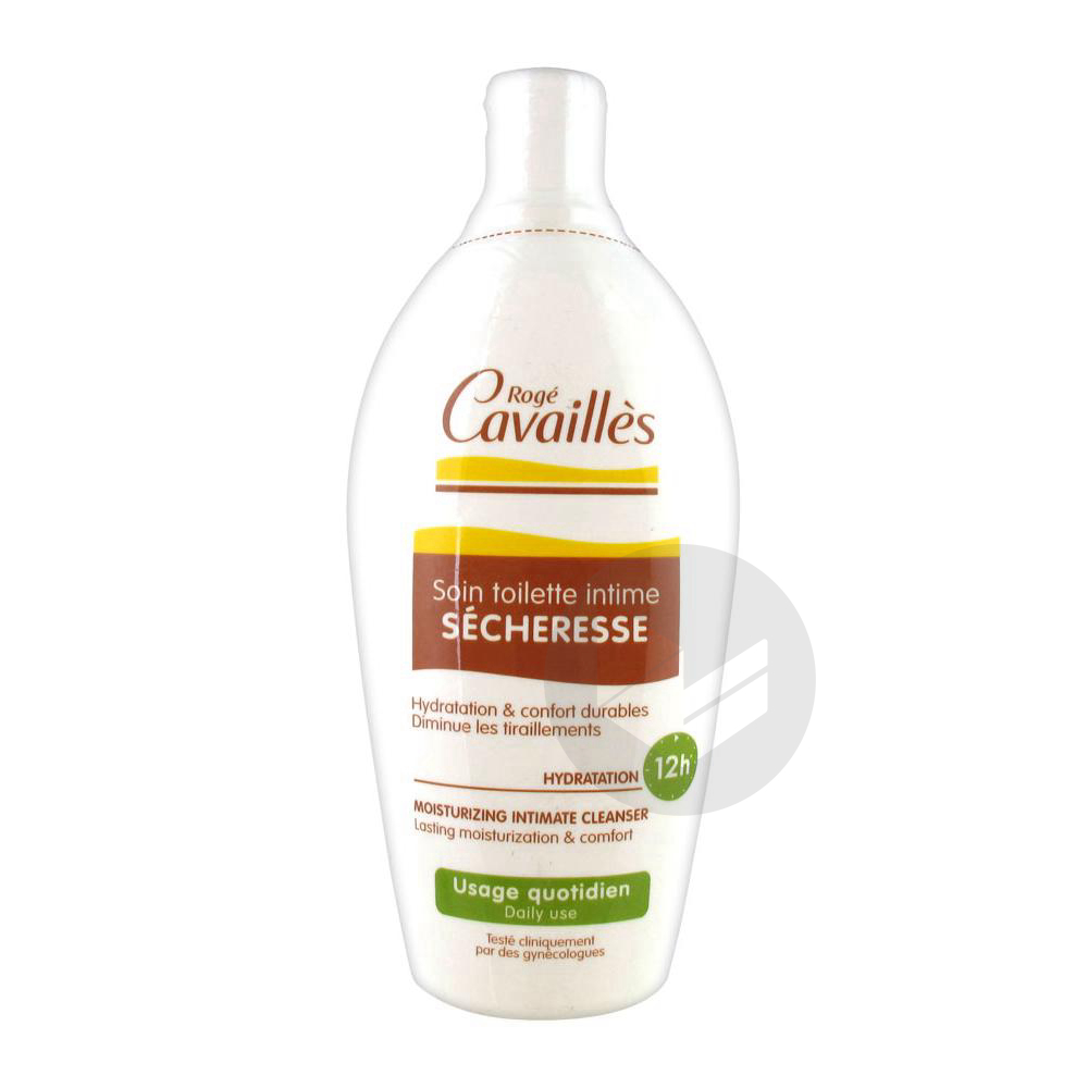Roge Cavailles Intime Gel Special Secheresse Fl 500 Ml