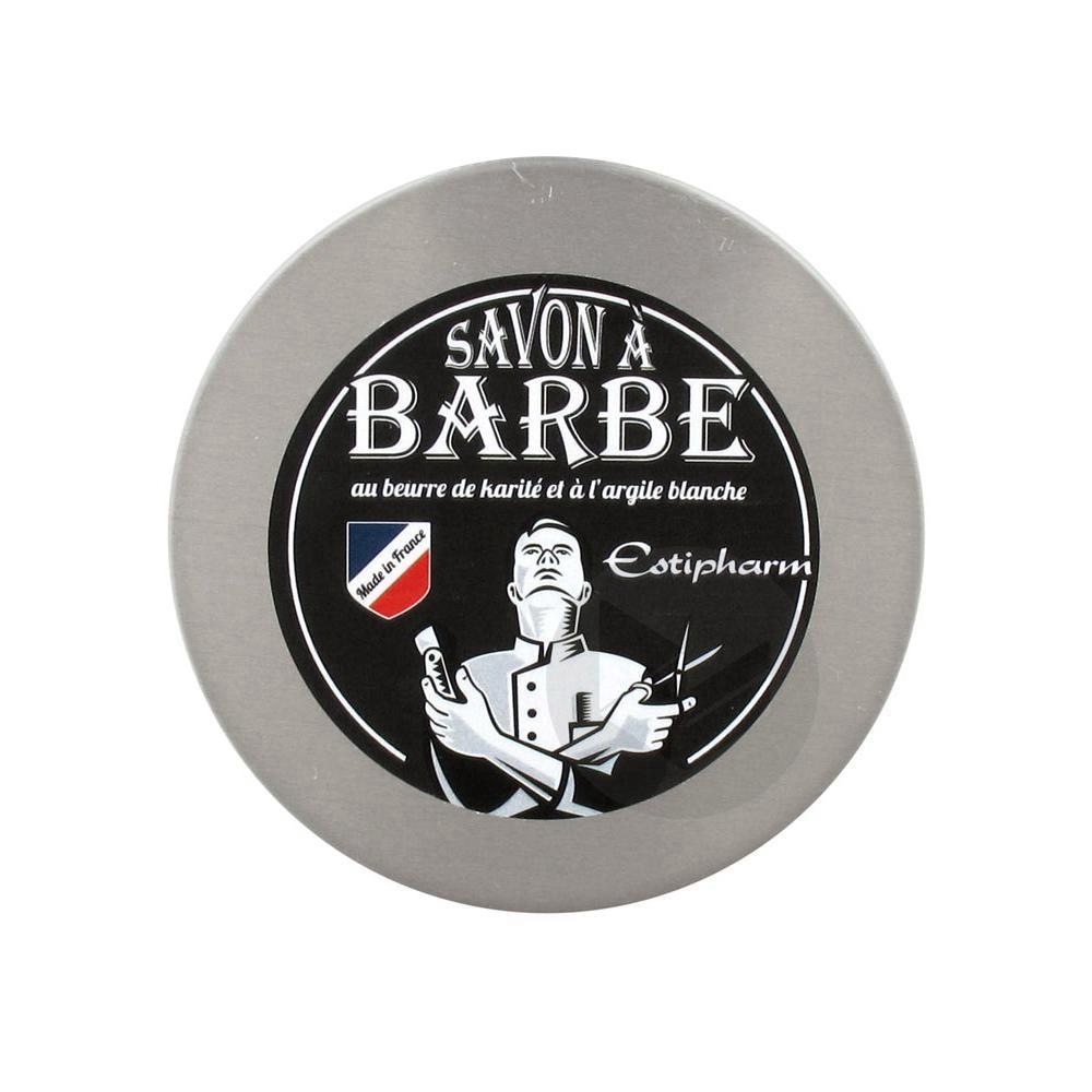 Savon A Barbe Au Beurre De Karite Et A L Argile Blanche 100 G