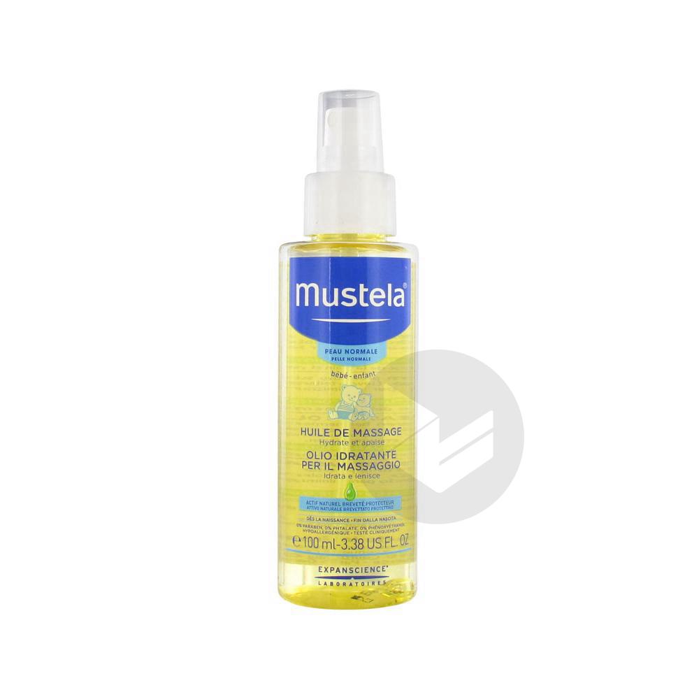 Bebe Enfant Huile De Massage Spray 100 Ml