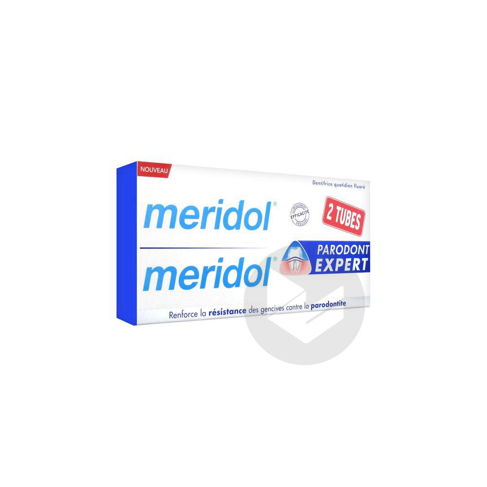 MERIDOL PARODONT EXPERT Pâte dentifrice 2T/ 75ml
