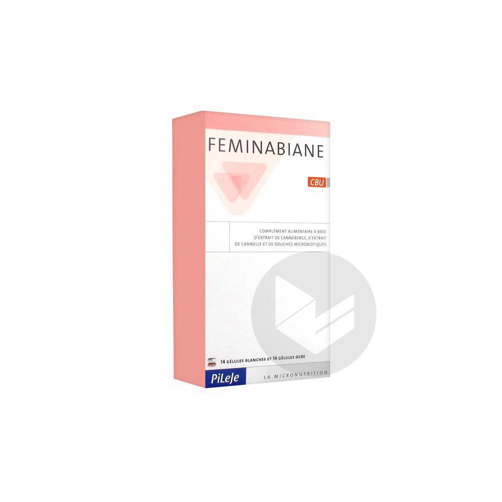 Feminabiane Cbu Gel B 28
