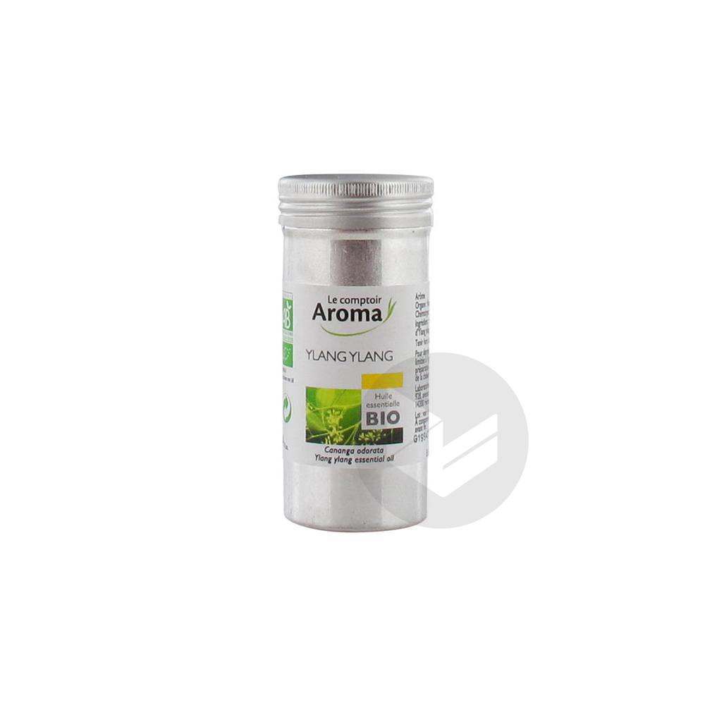 LE COMPTOIR AROMA Huile essentielle Ylang-ylang Bio Fl/10ml