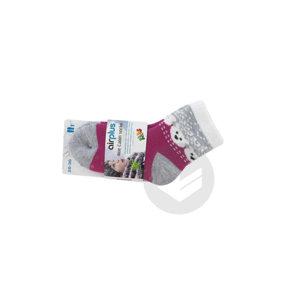 Aloe Cabin Chaussettes Hydratantes Kids