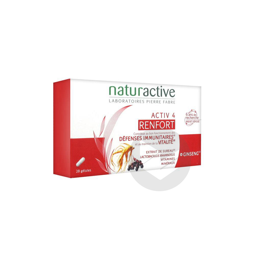 Activ 4 Renfort Gel B 28