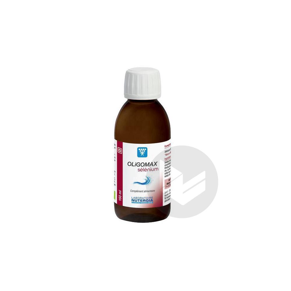 Oligomax Selenium S Buv Fl 150 Ml