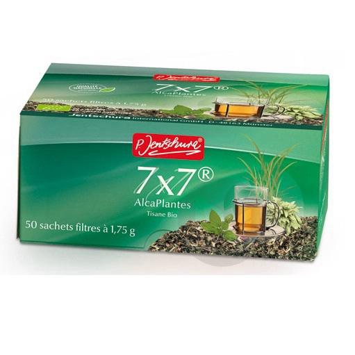 Alcaplantes 7x7  - 50 sachets