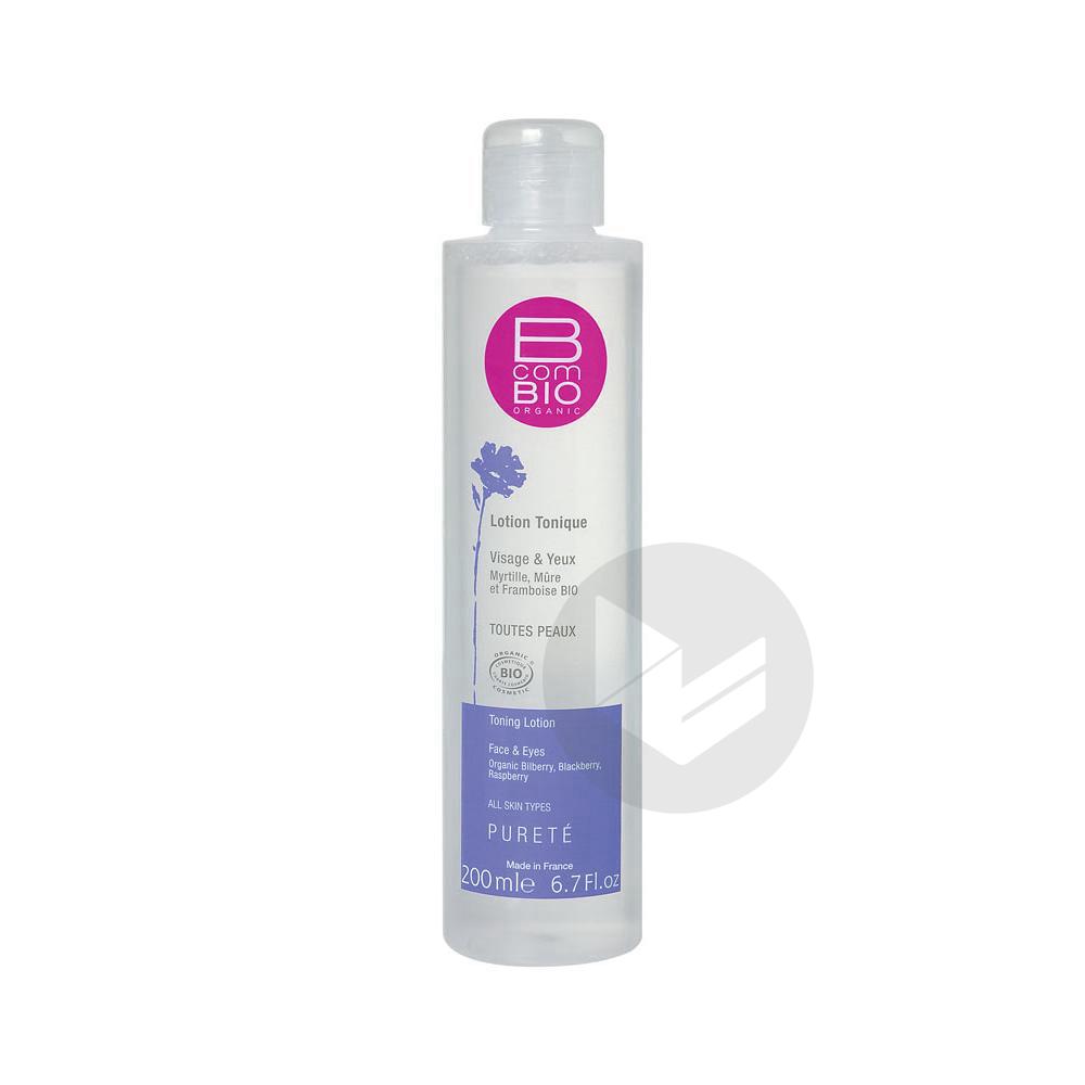 B COM BIO Brume florale visage et cheveux Spray/200ml
