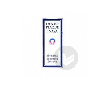 Dento Plaque Revelateur De Plaque Dentaire 10 Ml