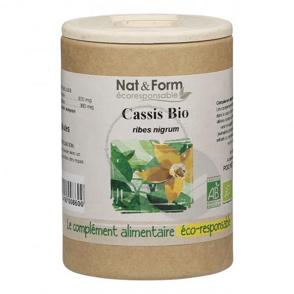 Cassis Eco-Responsable - 90 gélules