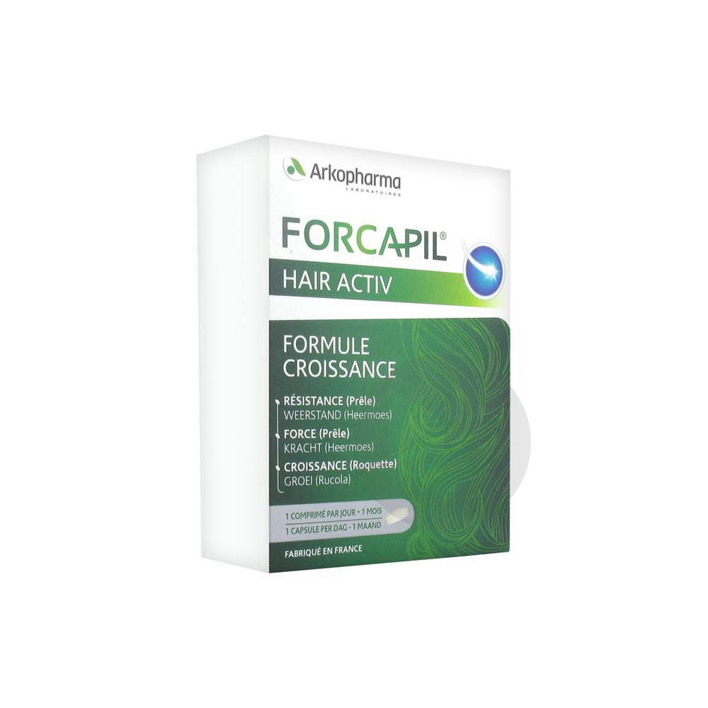 FORCAPIL HAIR ACTIV CPR 30