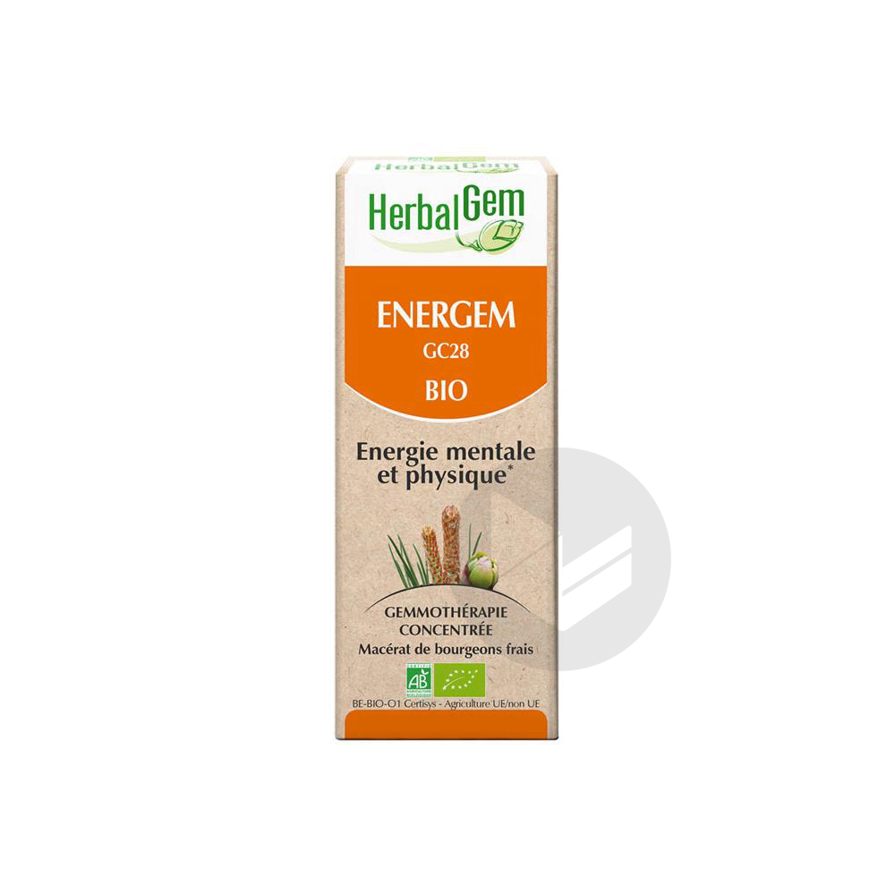 Herbal Gem Bio Energem 30 Ml