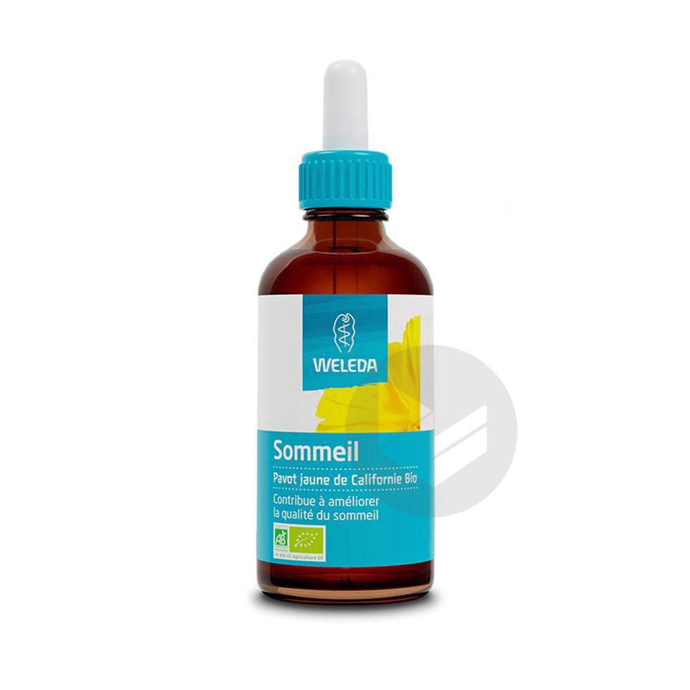 Weleda Sommeil Pavot Jaune de Californie Bio 60 ml