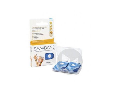 Sea Band Bracel Nausee Enf Bleu Onfp