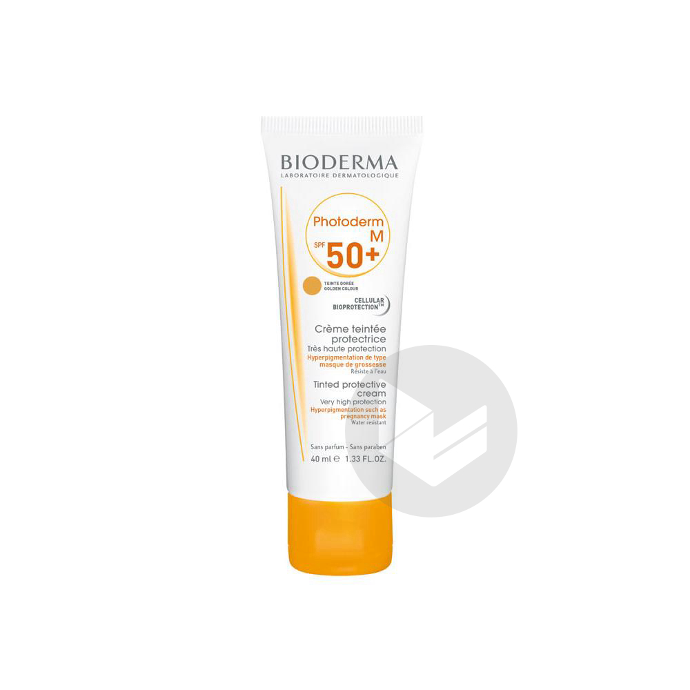Photoderm M Spf 50 Cr T 40 Ml