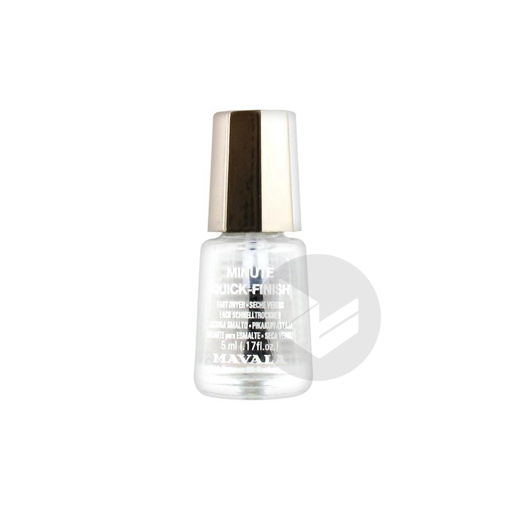 V Ongles Minute Quick Finish Brillant Fl 5 Ml
