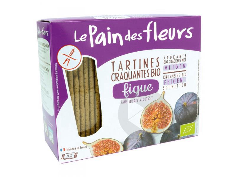 Tartines craquantes figue Bio - 150 g