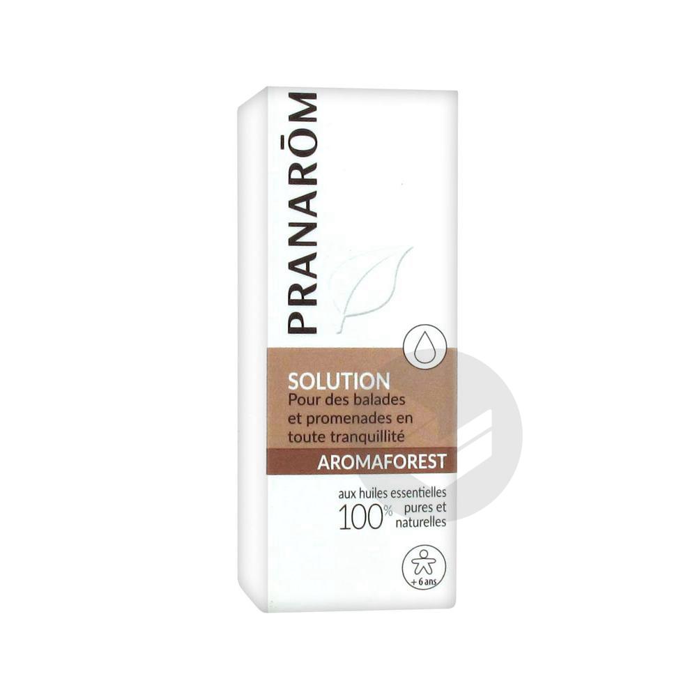 Pranarôm Aromaforest Solution 10 ml