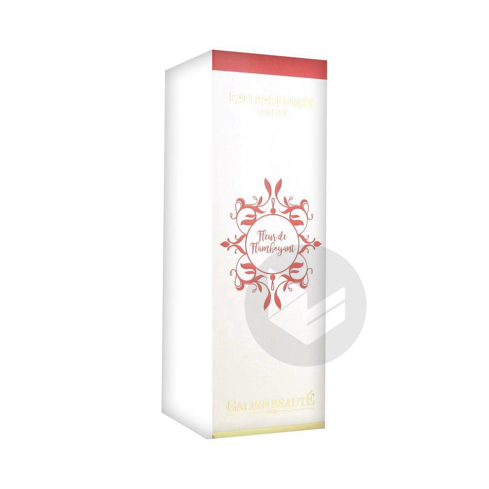 Claude Galien Fleur de Flamboyant Eau Parfumée 100 ml