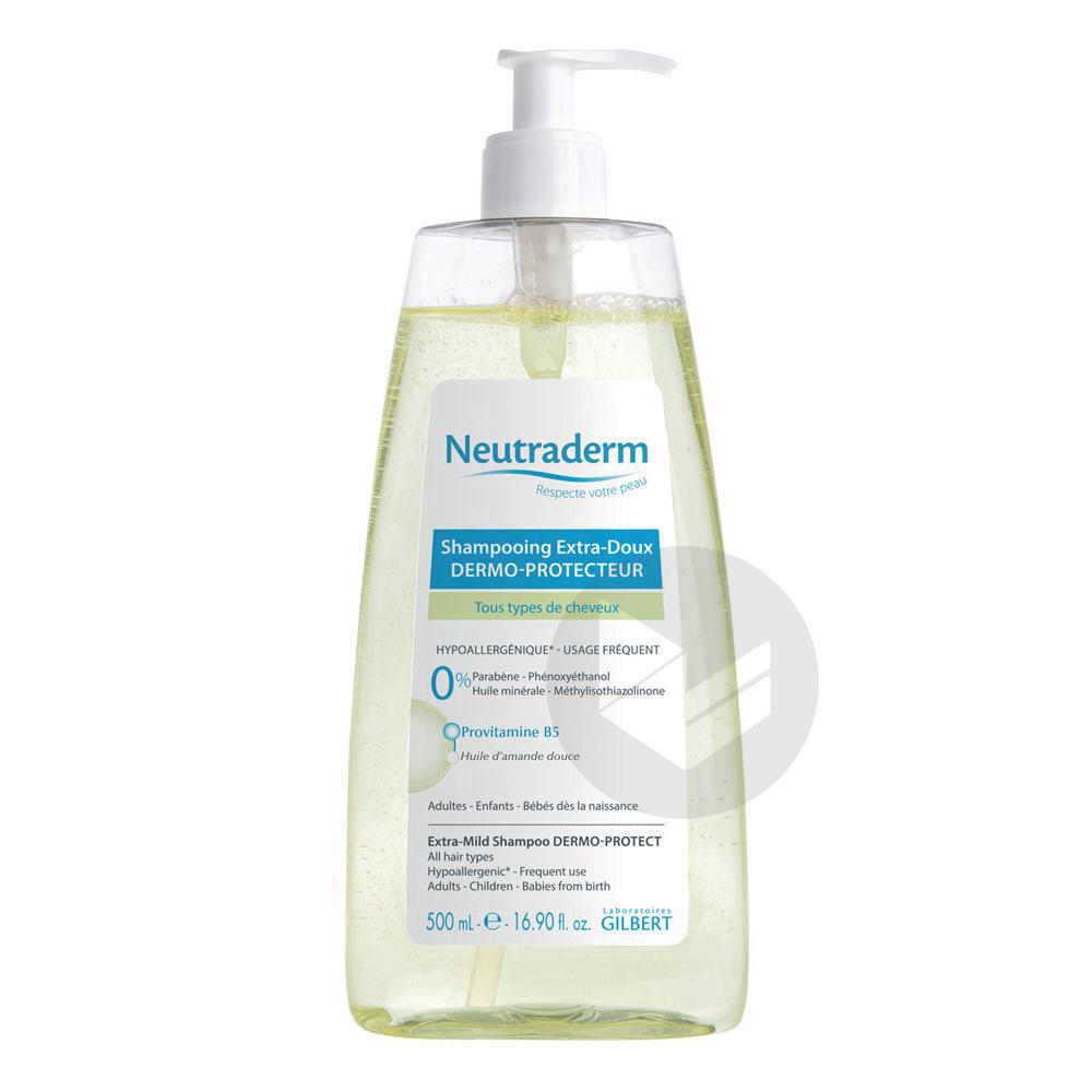 Shampooing Extra Doux Dermo Protecteur Fl Pompe 500 Ml