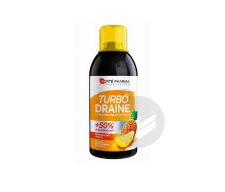 Turbo Draine Ananas 500 Ml