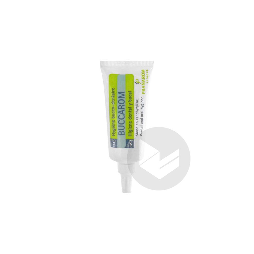 Pranarôm Buccarom Gel Buccal Hygiène Bucco-Dentaire 15 g