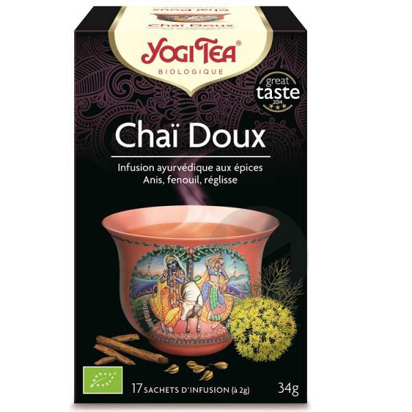 Chai Doux 17 Sachets