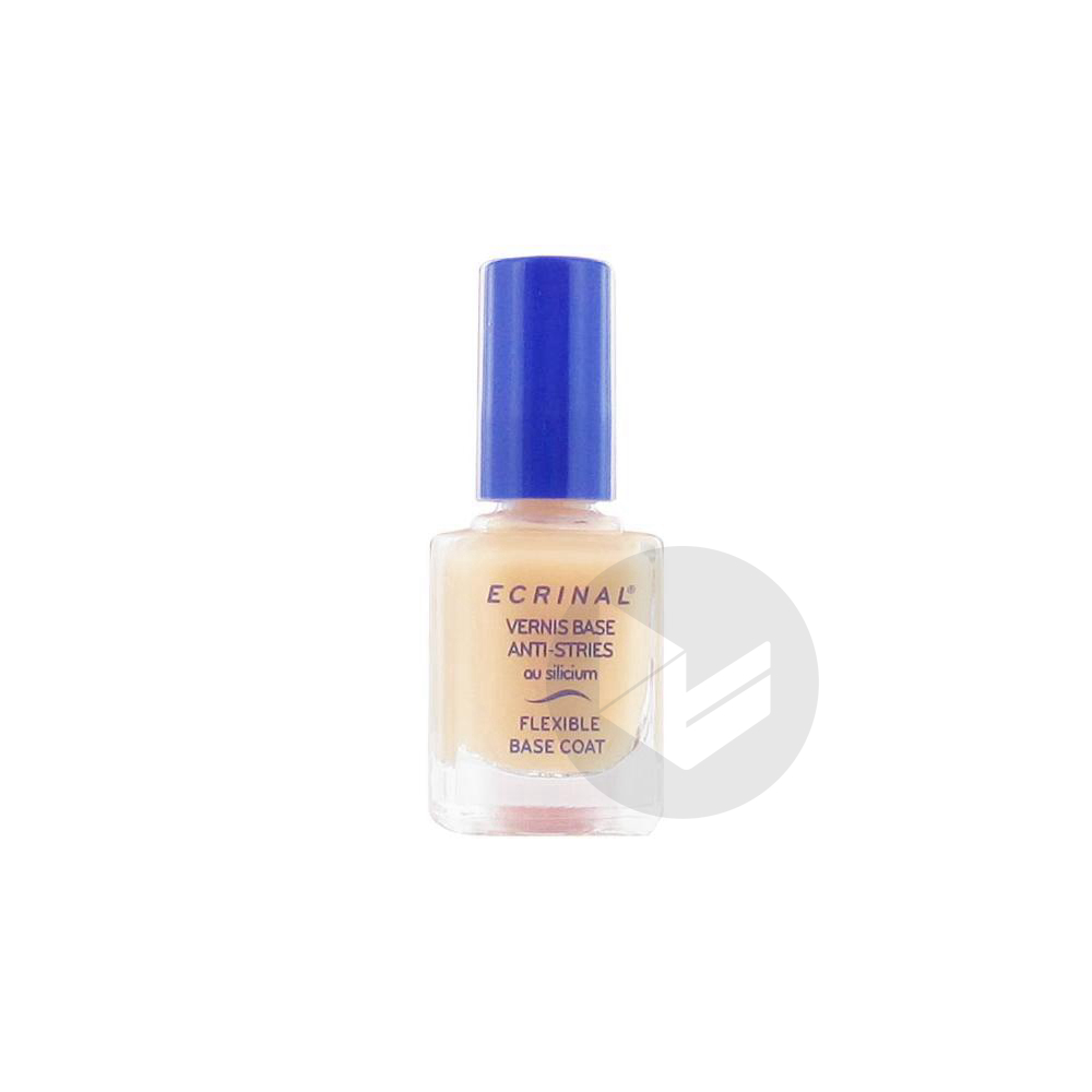 Ongles Vernis Base Anti Stries Fl 10 Ml