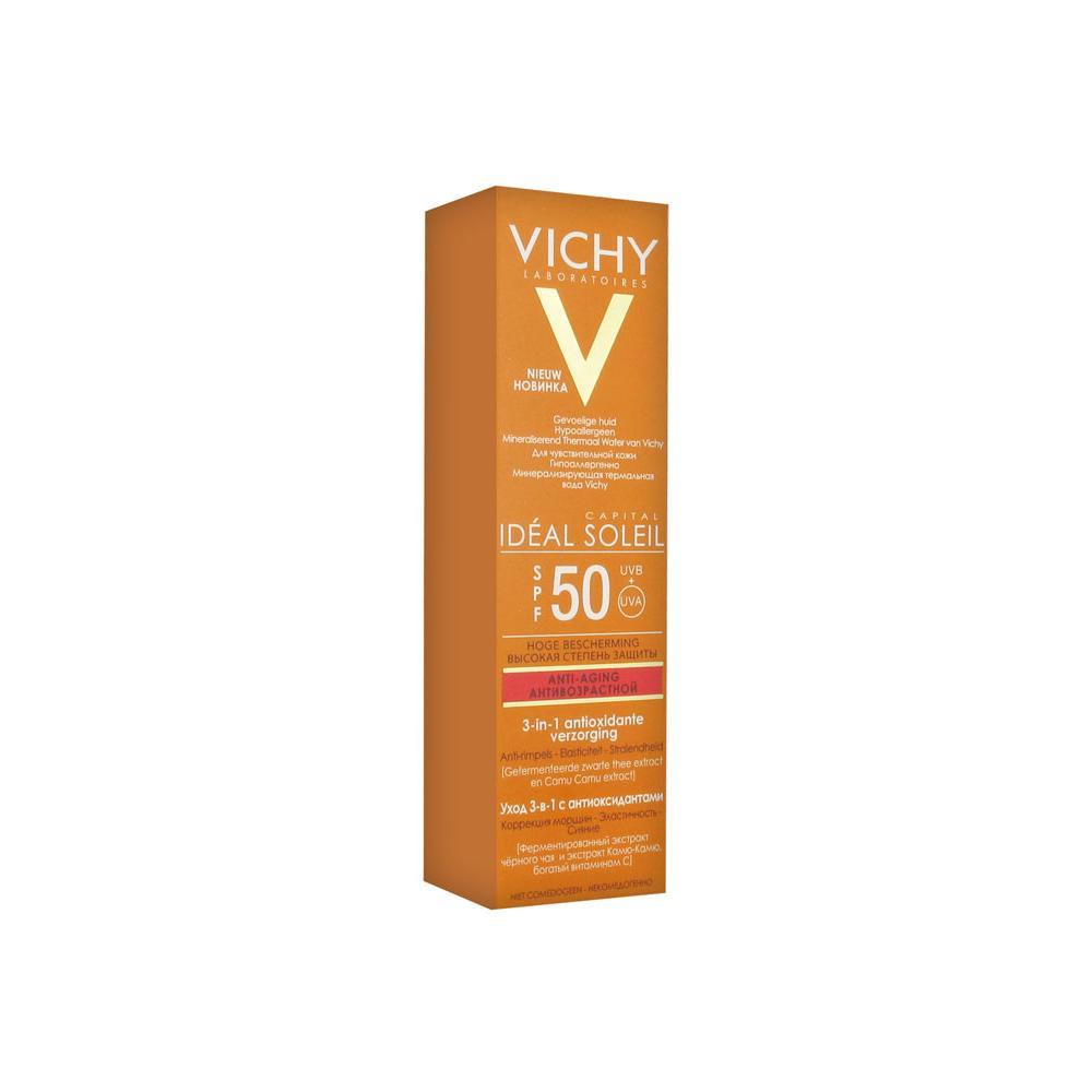VICHY SOLEIL ANTI AGE IP50+ 50