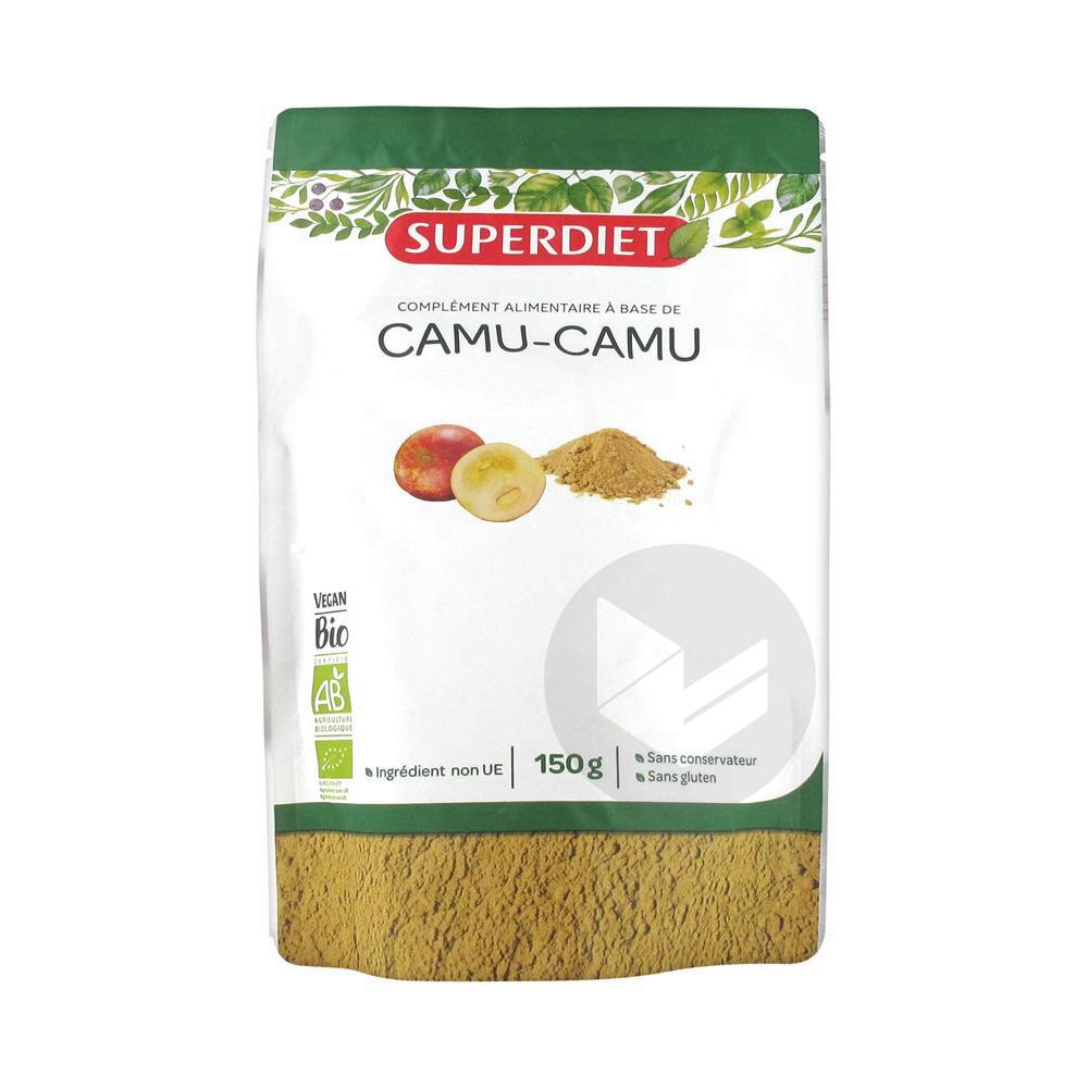 Camu Camu Bio Pdr Pot 150 G