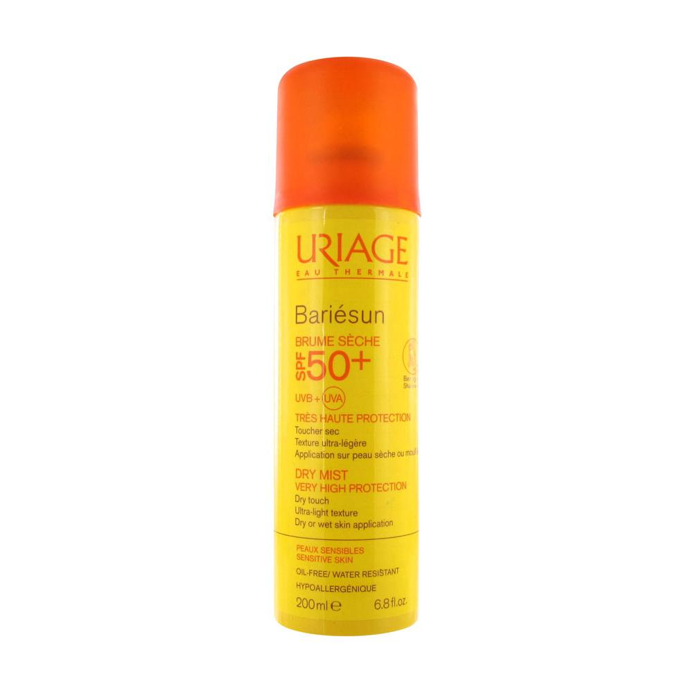 Bariesun Spf 50 Brume Seche Spray 200 Ml