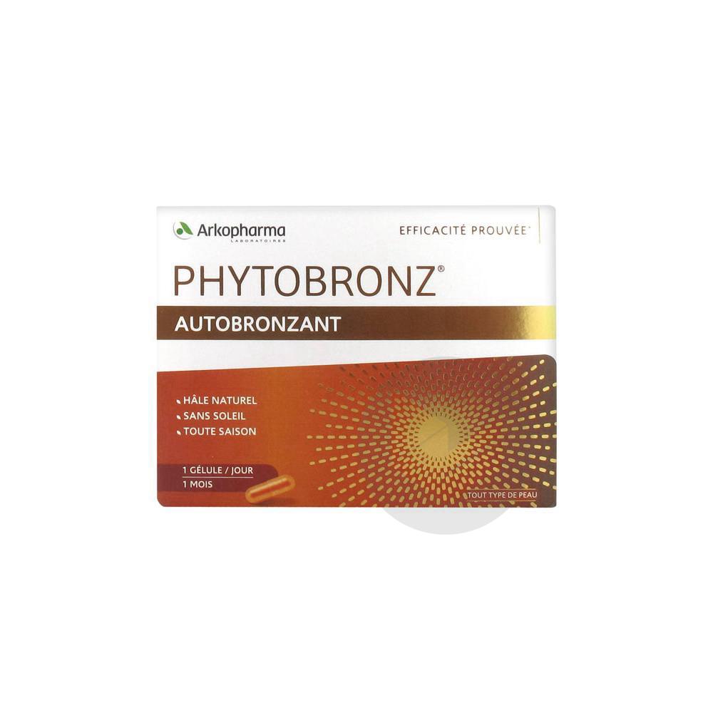 Phytobronz Autobronzant Gel B 30