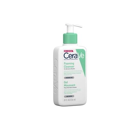 CERAVE GEL MOUSSANT 236ML