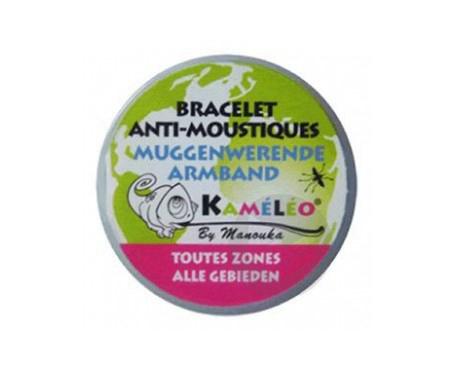 Kameleo Bracelet Anti Moustique Toutes Zones