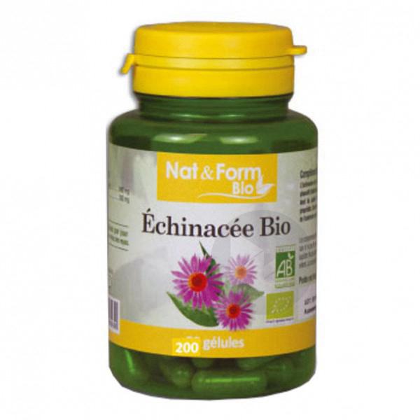 Echinacée Bio - 200 gélules