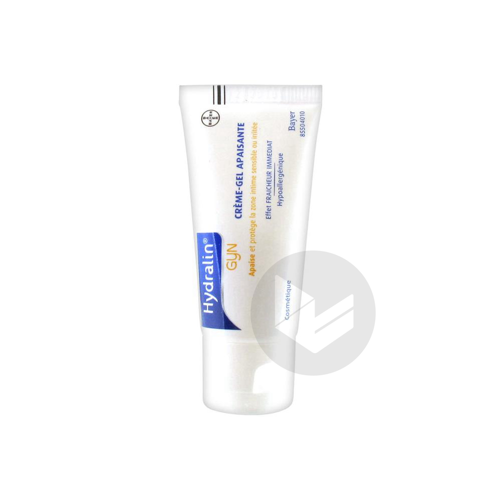 Gyn Cr Gel Apaisante T 15 Ml