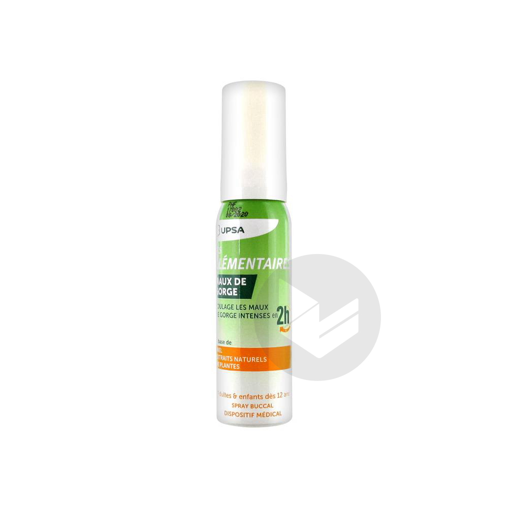 Les Elementaires Spray Buccal 30 Ml